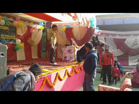 DPS Delhi public school program. (Forbijgan)