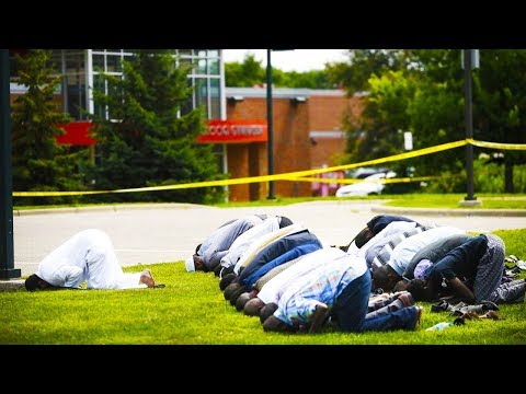 American Mosque Attacked