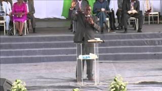 Rev Francisco Sebastião - Angola 2016