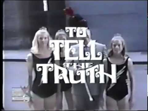 1970-To Tell The Truth (Bennett Cerf First Time As Panelist)