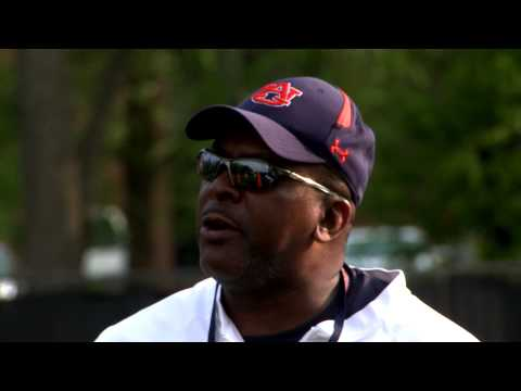 Auburn Associate Head Coach/Defensive Line Coach - Rodney Garner