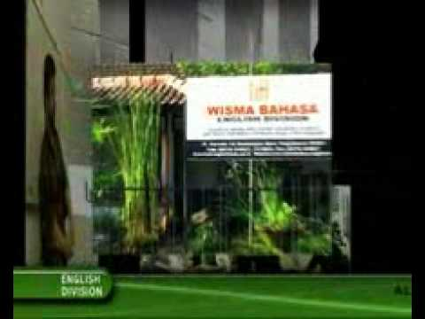 Wisma Bahasa English Division for English course