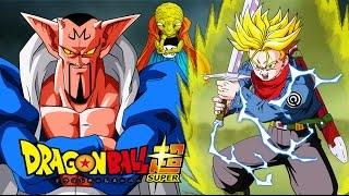 Dragon Ball Z Budokai Tenkaichi 2 - DBS Trunks vs Dabura Fight