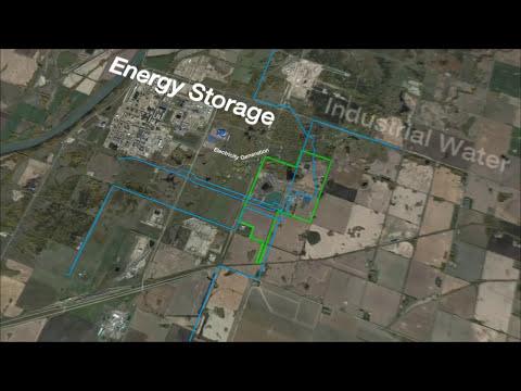 ATCO Industrial Water & Energy Storage