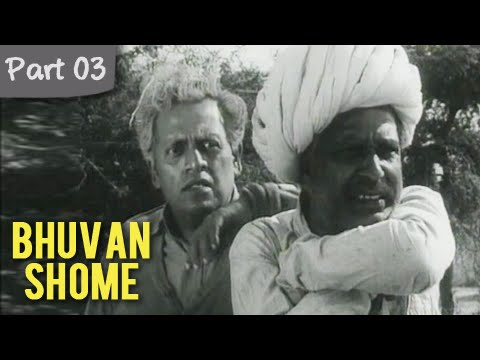Bhuvan Shome - Part 03/08 - Cult Classic Groundbreaking Indian Film - Narrated By Amitabh Bachchan