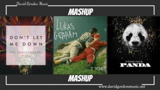 Download 7 Years / Panda / Don't Let Me Down (MASHUP) - David Gordon Music MP3 song and Music Video