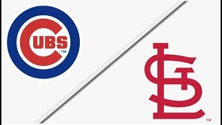 Chicago Cubs vs St. Louis Cardinals | Full Game Highlights | 5/6/18