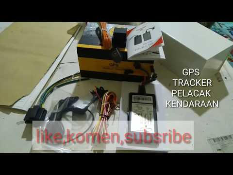 UNBOXING GPS GT06 N REVIEW GPS TRACKER PENGAMAN KENDARAAN