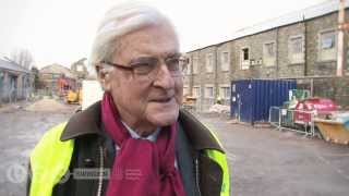 Lord Baker visits the UTC Swindon site - UTC Swindon TV