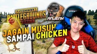 PARAH JAGAIN MUSUH SAMPE CHICKEN - PUBG MOBILE INDONESIA