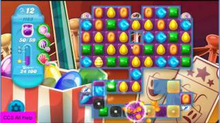 Candy Crush Soda Saga Level 1163 NO BOOSTERS Cookie