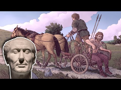 A History of Britain - Celts and Romans (800 BC - 1 AD)