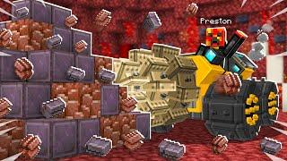 7 FASTEST Ways to Mine Netherite in Minecraft!