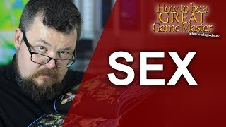 Great GM Sex and Love in your role playing campaign game