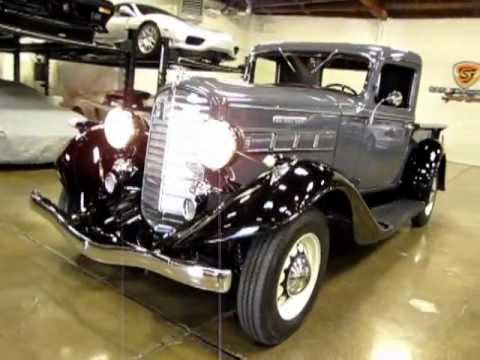 1935 REO Pickup One and Only REO Speedwagon 6AP - YouTube