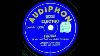 Feieromd / Anton Günther