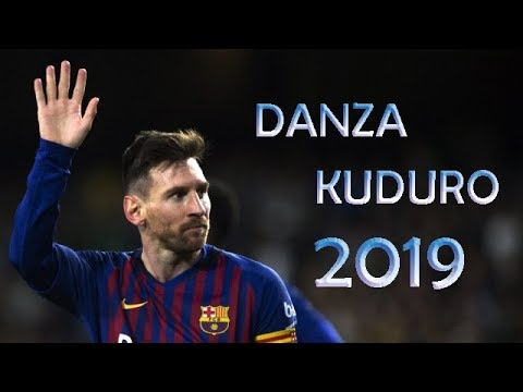 Lionel Messi ? DANZA KUDURO - DON OMAR FT LUCENZO, DADDY YANKEE ? Crazy Skills & Goals 2018/19 ? HD