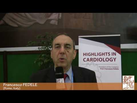"Francesco FEDELE: ""Highlights in Cardiology: take-home message"""