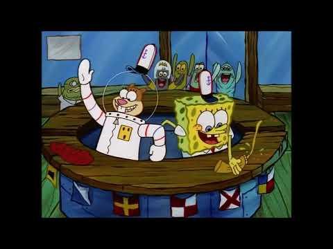 Spongebob Squarepants - I Love Karate