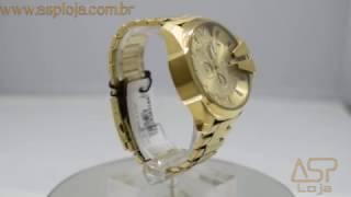 a11fff9e5f3 RLG 4012 Relógio Masculino Analógico Diesel Mega Chief Cronograph X Large  DZ4360 4DN