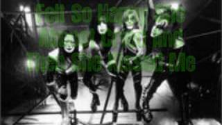 Kiss - Then She Kissed Me - Lyrics - With Cool Kiss Pics