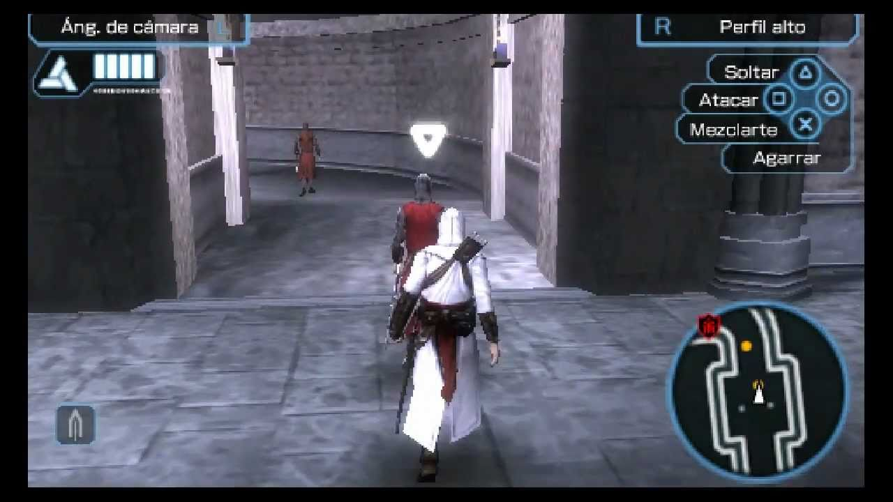 Hd Assassin S Creed Bloodlines Gameplay Descarga Psp Youtube