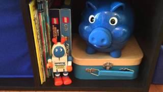 How to Organize your Preschooler's Bookshelf