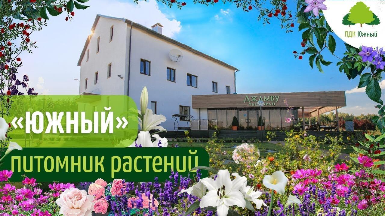 Питомник растений и саженцев Южный в Московской области | Растения для озеленения
