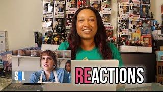 God Is A Boob Man - SNL Reaction