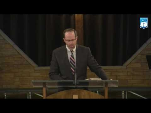 Ken Murphy | Raised For Our Justification (Romans 4:15-25)