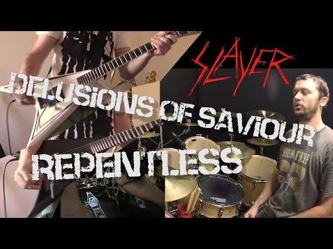 SLAYER - Repentless - Guitar & Drum Cover