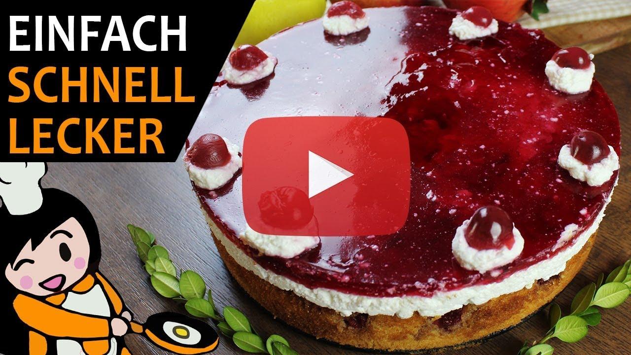 Schneewittchenkuchen Rezept Videos Youtube