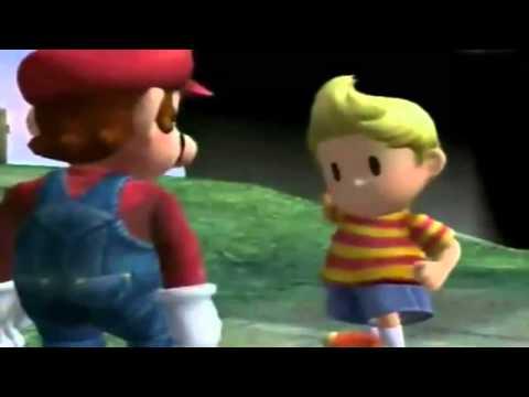 Tales of Advent Fandub - Lucas Meets Mario