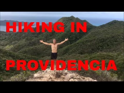 "Sail the Caribbean Sea, El Pico ""The Peak"" in Providencia, Old Providence S1E7"