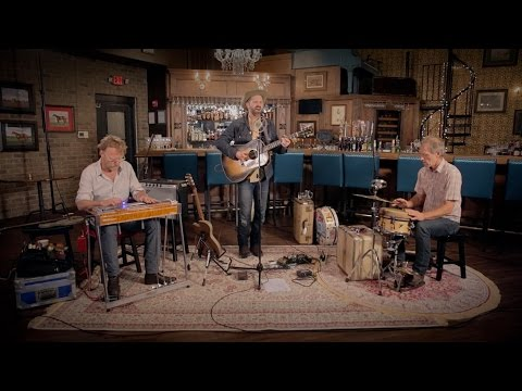 Jeffrey Foucault - I Love You (And You Are a Fool) & Hurricane Lamp - Live on Lost River Sessions