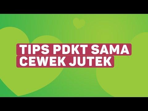 Tips PDKT Dengan Cewek Jutek