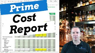 In part 2 of this 4 series we go over how to enter your weekly sales, as well cogs & labor awesome template so you can figure exactly wh...