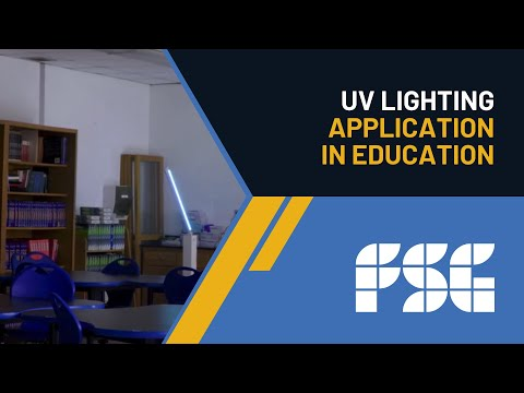 How To Use UV Lighting For Disinfecting Schools