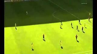 PUYOL RULETA Gol Puyol Torres  España Ucrania  Mundial Alemania 2006 ANDRES MONTES