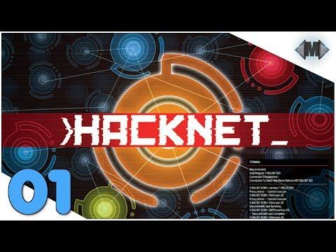 Hacknet ★ #01