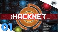 Hacknet ★ #01 Ein Bit braucht unsere Hilfe ★ [Deutsch German Gameplay]