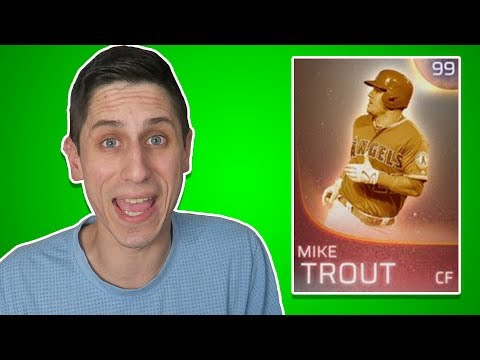 IMMORTAL MIKE TROUT - NEW IMMORTALS in MLB The Show 18
