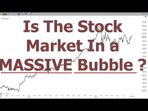 Is The Stock Market In a MASSIVE Bubble ?
