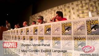 Watch the FULL Marvel's Spider-Verse Panel from Comic-Con 2014