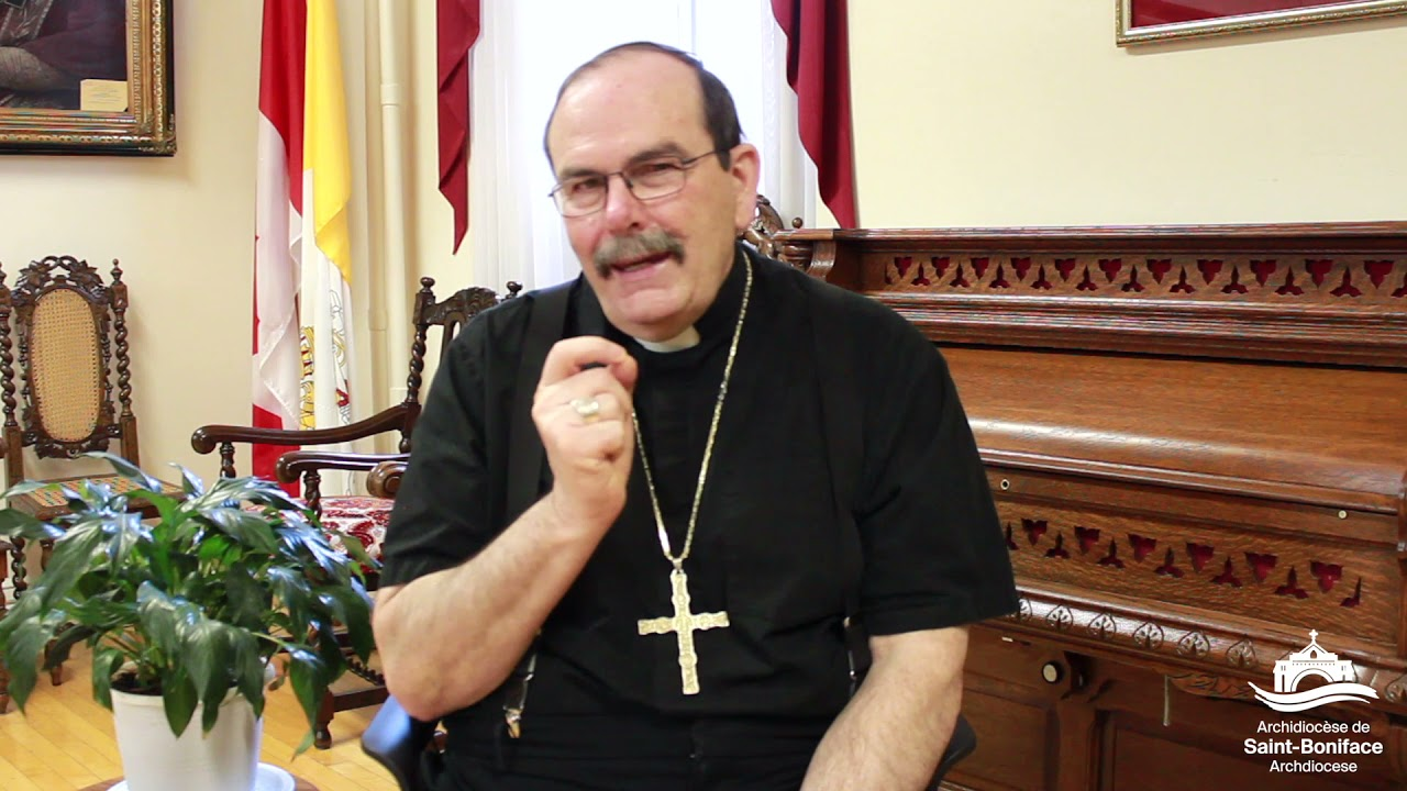 Bishop LeGatt: On Being Compassion in the Face of Human Suffering