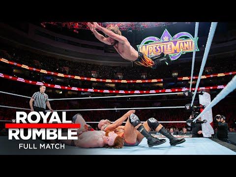 FULL MATCH - Seth Rollins & Jason Jordan vs. The Bar – Raw Tag Team Titles Match: Royal Rumble 2018