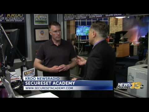 SecureSet Academy in the News: KRDO Colorado Springs