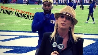 Funny Sport - Best Sports Reporter Moments