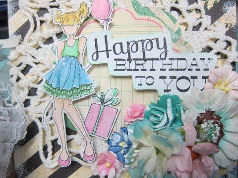 Happy Birthday Mail from Lisa Diaz