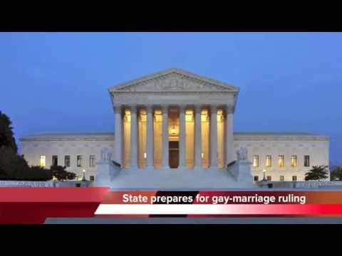 Tennessee prepares for gay marriage
